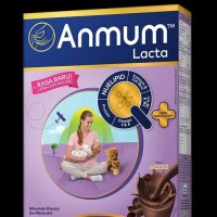 Anmum Lacta Cokelat 200Gr