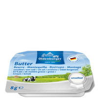 OldenBurger Unsalted Butter NEW 10pcx8gr untuk MPASI bayi