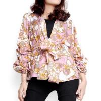 Baju Blouse Wanita Maxmara Kimono
