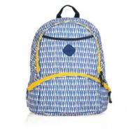 Backpack Kangaroo dot blue