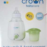 Crown Babycare Baby Milk and Food Warmer
