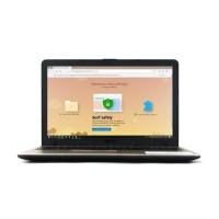 Laptop Asus X540U-GQ103 core i7-7500 RAM 4GB HDD 1TB Endless OS