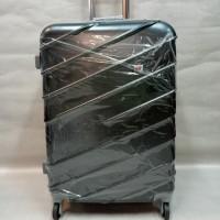 koper fiber 24inch warna abu gelap bahan TIDAK BISA PECAH