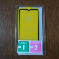 Tempered Glass Full Cover 6D Xiaomi Redmi 7 Full Lem