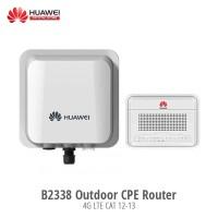 Huawei B2338-168 Outdoor CPE Router 4G LTE FREE Internet 14GB 2Bulan