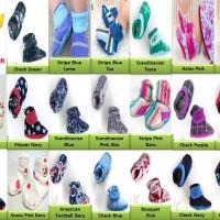 CUDDLE ME - Sepatu Bayi 0-6 Bulan (BABY BOOTIES)
