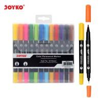 Color Permanent Marker / Penanda Permanen Berwarna Joyko PMC-27