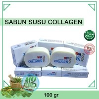 MSI Sabun Susu Collagen - Sabun Collagen