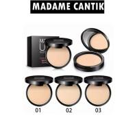 Harga natural 01 bedak padat bioaqua make up professional compact | antitipu.com