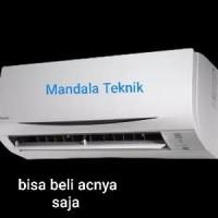 AC DAIKIN 0.5PK FTC15NV14 STANDART THAILAND R32 PROMO DISKON TERMURAH