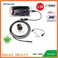 Kamera Mini / Android 7mm 4cm Focal Distance Endoscope Camera 720P