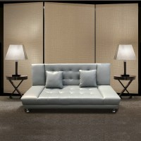Sofabed 3026 D Grey Ukuran 130x190