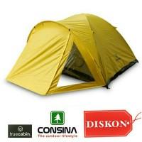 Tenda Consina Magnum 5 Dome Camping