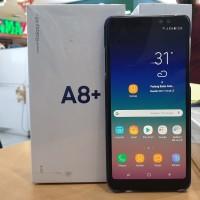 Samsung Galaxy A8 Plus 2018 6/64 Gb 2nd (Bekas)