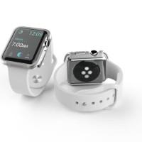 X-DORIA Defense Edge Case Apple Watch 40mm Series 4 Ori - Silver