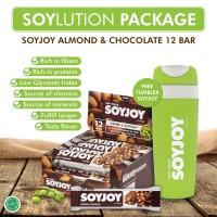 Soyjoy SOYLUTION Package - Almond & Chocolate
