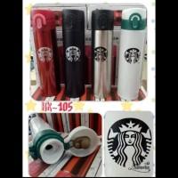 Termos Starbuck Stainless 400 ML