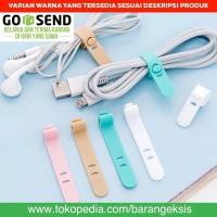 Pengikat Kabel / Penggulung Cable / Binder Klip Cable / Cord Holder