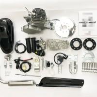 Kit Mesin Sepeda 80cc Engine Bike Gasbike