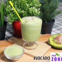 Avocado powder premium / bumbu avocado /bubble drink avocado powder