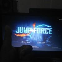 (GAME PC dan LAPTOP) 4kaset JUMP FORCE UNITED 2019 data ORI steam B-U