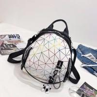 Tas Import Impor Fashion Ransel Wanita Putih Backpack Kuliah 20199
