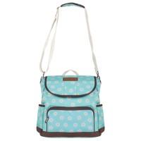 Gabag Back Pack Blue Blossom