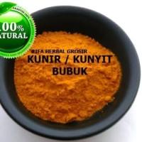 Harga jamu herbal tradisional tanaman rempah obat kunir kunyit bubuk | Pembandingharga.com