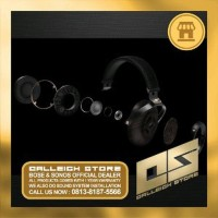 Harga klipsch heritage headphones hp3 ebony black b1he993 | Pembandingharga.com