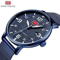PROMO Mini FOCUS 0158 Jam Tangan Mewah dengan Display Tanggal