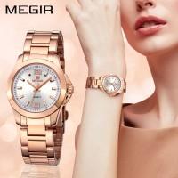 PROMO MEGIR 5006 Jam Tangan Quartz Mewah untuk Pasangan