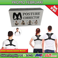 ORISINIL anti bungkuk Bodywell posture corrector CBL001ZH