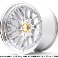 velg mobil (VIP) ATLANTIC G157 HSR R17X85-10 H8X100-114,3 ET20-15 SML