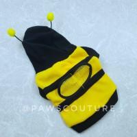 (B31) Baju Anjing kucing hewan lebah Kostum Anjing Kucing Pet Costume