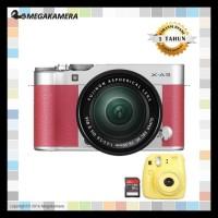 Harga obral fujifilm xa3 fuji xa3 xa3 kit 16 50mm x a3 kamera   Pembandingharga.com