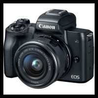 Harga terlengkap canon eos m50 mirrorless digital camera with lens 15 45mm | Pembandingharga.com