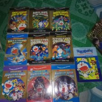 Bursa Komik 2nd Komik Doraemon Movie