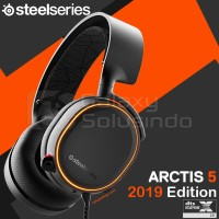 Steelseries Arctis 5 2019 - 7.1 Surround RGB Gaming Headset - Black