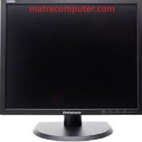 "Monitor LED Lenovo Thinkvision LT1913pA 19"" Kotak"