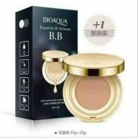 Bioaqua Exquisite Delicated Gold Cream air BB Cushion SPF50 + Refill