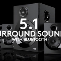 Harga logitech z607 surround sound speaker system powerful with | antitipu.com