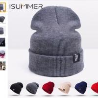 Kupluk Beanie Hat / Topi Hip Hop / Winter Hat Skullies Beanies Unisex