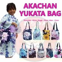 Akachan YUKATA BAG - TAS Yukata Japan Summer Kimono Anak Cewe