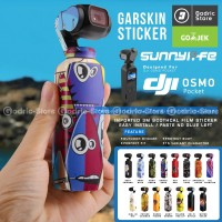 SunnyLife Waterproof Skin Sticker 3M Protector Garskin DJI Osmo Pocket