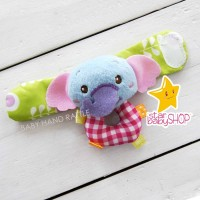 Gelang Tangan Bayi Rattle Bayi - Boneka Rattle Bayi Baby Hand Rattle D