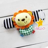 Gelang Tangan Bayi Rattle Bayi - Boneka Rattle Bayi Baby Hand Rattle C