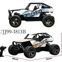 Mobil RC slayer offroad Cross Country 2,4 Ghz Skala 1:18