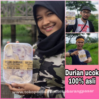 Durian Medan ucok asli / Duren ucok beku murah jakarta depok bekasi