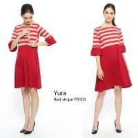 Dress Kaos Hamil Dan Menyusui Yura
