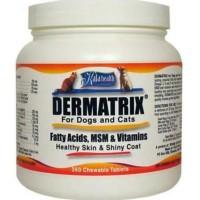 Dermatrix isi 360 Vitamin bulu untuk Kucing dan Anjing